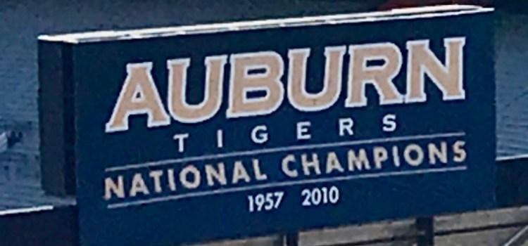 Auburn University | Admissions on Track