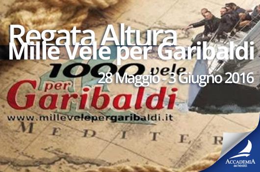 Regata Altura Mille Vele per Garibaldi