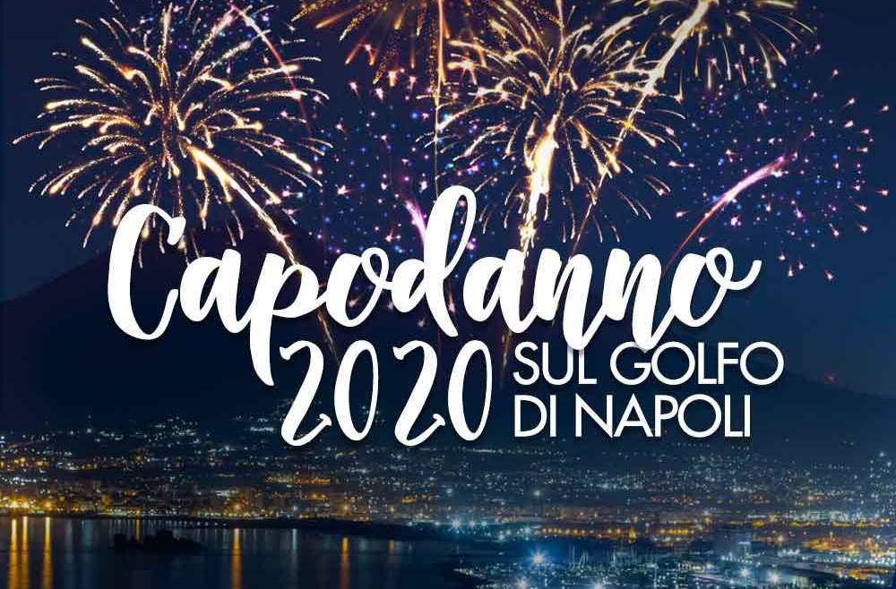 Capodanno 2020 nel Golfo di Napoli