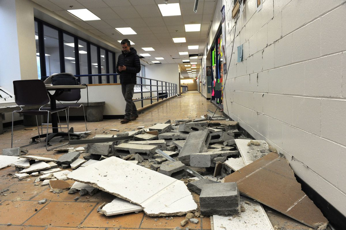 Anchorage School District Earthquake Damage Could Approach