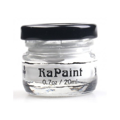 peinture acrylique blanc ranails white