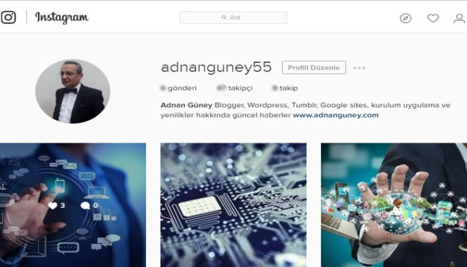 adnanguney-instagram-web-sitesi