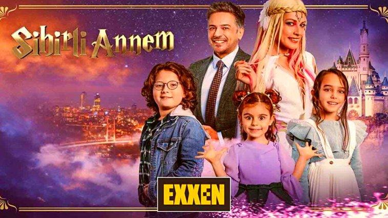 Exxen'in Çok Konuşulan 'Sihirli Annem' Dizisinin Fragmanı Yayımlandı