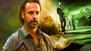 Dizi dünyasının popüler yapımlarından The Walking Dead'in final sezonunda Rick Grimes diziye geri dönebilir. Detayları haberimizde bulabilirsiniz.