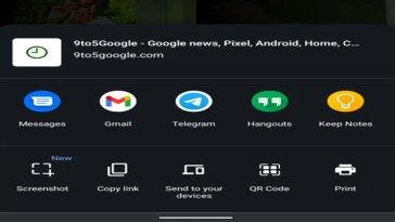 Google Chrome'un Android sürümüne, uygulama içine gömülü ekran görüntüsü alma aracı ekleniyor. Bunun yanında alınan ekran görüntülerinin düzenlenebilmesini sağlayacak olan bir düzenleyici de tarayıcının Android sürümüne ekleniyor.