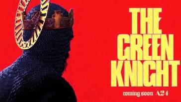 """A24 ile David Lowery'nin uzunca bir süredir üzerinde çalıştığı """"The Green Knight"""" isimli filmin ilk fragmanı yayınlandı. Ortaçağ dönemi ile fantastik ögeleri birleştiren dizi, bu yıl sinemaseverlerle buluşacak. Fragman, filmin neler sunacağına dair ufak detaylar sunuyor."""