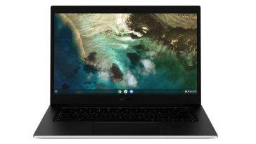 Samsung, ChromeOS ile çalışan yeni dizüstü bilgisayarı Galaxy Chromebook Go'yu duyurdu. Teknik özellikler açısından oldukça düşük kalan cihaz, muhtemelen çok uygun fiyatlı olacak. Samsung Galaxy Chromebook Go, önümüzdeki haftalarda piyasaya sürülecek.