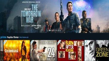Amazon Prime Video abonelerinin temmuz ayında ulaşabilecekleri yeni yapımlar açıklandı. Yapılan açıklamalara göre kullanıcılar bu ay, 2'si film 3 yeni içerikle tanışma imkanı yakalayacaklar.