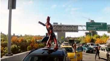 Marvel, uzun zamandır beklenen ve MCU evreninde yer alan Spider-Man karakterinin üçüncü filmi olarak karşımıza çıkacak 'Spider-Man: No Way Home' filminin fragmanını yayınladı.