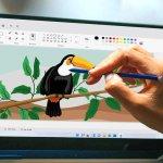 Windows'un sevilen resim uygulaması Paint'in yenilenmiş tasarımı ortaya çıktı. Pek çok kullanıcı tasarımı çok beğendi.