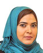 مريم الشروقي صحفية بحرينية