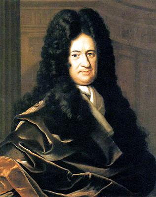 غوتفريد لايبنتس Gottfried Leibniz