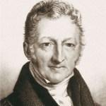 توماس مالتوس Malthus R.Thomas