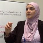 الدكتورة رنا الدجاني عالمة أردنية متخصصة في بيولوجيا الخلية