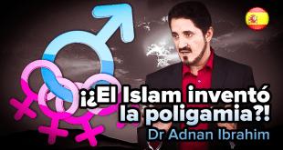 ¡¿El Islam inventó la poligamia?!