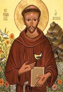 فرنسيس الأسيزي Francis of Assisi