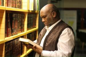 الدكتور عبد الرحمن بشير داعية وكاتب من جيبوتي