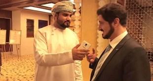 """د.عدنان إبراهيم لـ""""أثير"""": الطيبة والتواضع والحكمة أول انطباعاتي عن السلطنة"""