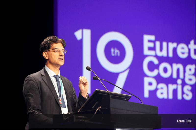 Professor Adnan Tufail lecture