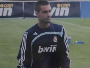 Felipe Ramos Real Madrid Castilla