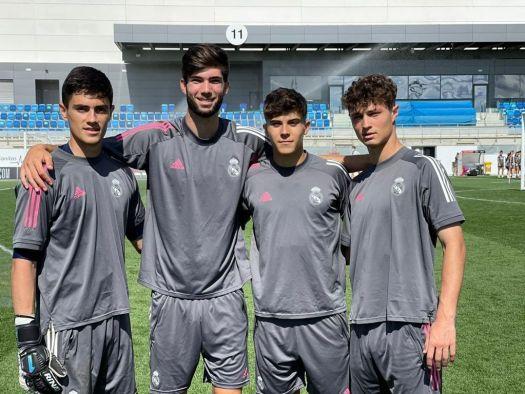 Cantera Real Madrid Lorenzo Aguado