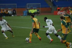 Australia vs Ghana