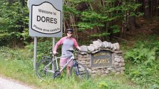 Loch Ness Adam bike