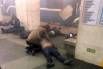 Terrore a San Pietroburgo, bomba in metro: 10 morti e 47 feriti