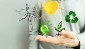Nel 2017 più energia verde nel sistema nazionale