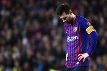 Barcellona licenzia suo studio legale per aver consigliato Messi