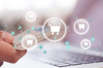 Coronavirus, e-commerce Italia schizza a +24% nel 2020
