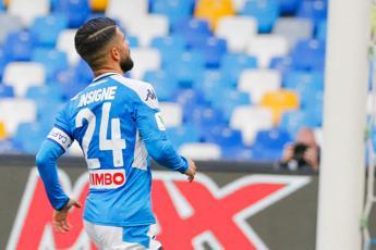Coppa Italia, Insigne stende la Lazio: Napoli in semifinale