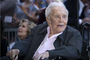 E' morto Kirk Douglas, leggenda di Hollywood