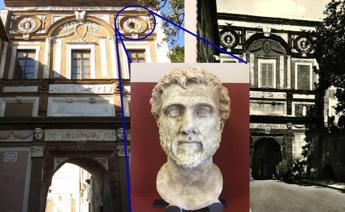 Carabinieri Tpc recuperano testa Marco Aurelio rubata a Zagarolo