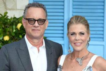 Coronavirus, i vip positivi: da Tom Hanks a Salvatores