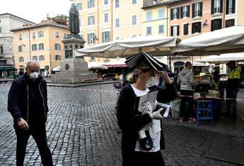 D'Amato: Nel Lazio 80 nuovi positivi, terzo giorno sotto 100 casi