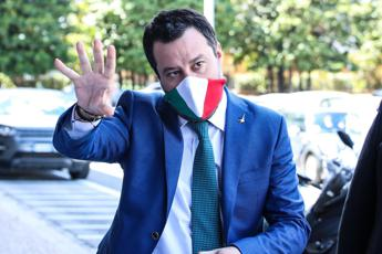 Salvini: Etna instead of Vesuvius? You took a corner