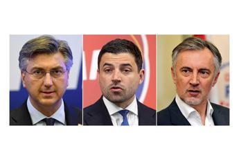 Croazia al voto per le legislative