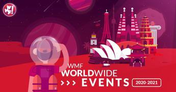 Innovazione, Wmf sempre più internazionale con 12 eventi in tutto il mondo