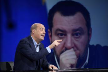 Zingaretti vs Salvini, botta e risposta al vetriolo