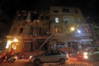 Esplosioni Beirut, 73 morti: ferito anche militare italiano