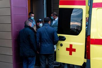 Navalny trasferito a Berlino, condizioni stabili