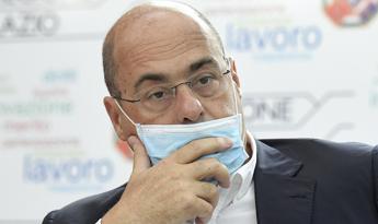 Zingaretti: Non più di 1000 spettatori per Roma-Juve e Lazio-Inter