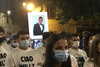 Omicidio Willy, Conte: Violenza si scardina con studio e cultura
