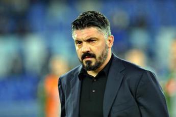Maradona, Gattuso: Napoli triste, ma troppi senza mascherina