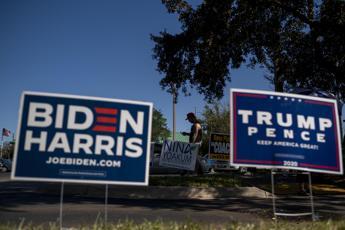 Elezioni Usa, ecco chi è in testa negli Stati chiave