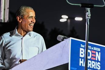 Elezioni Usa, Obama: Per Biden e Harris vittoria storica e decisiva