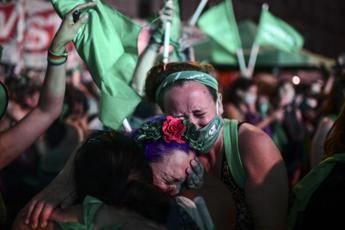 Argentina, adesso l'aborto è legale