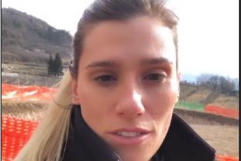 Francesca Dallapè racconta la sua disavventura