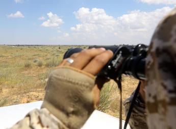 Libia, ok a cessate il fuoco duraturo